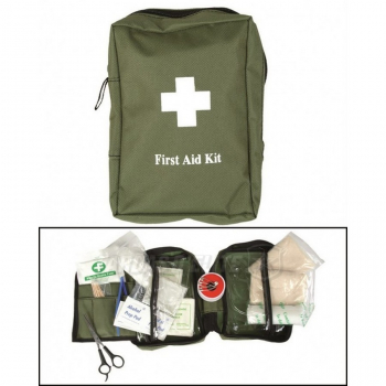 Kit Primeiros Socorros VERDE