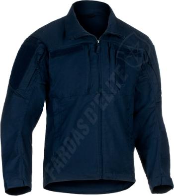 Camisa Tática de Combate Clawgear Azul