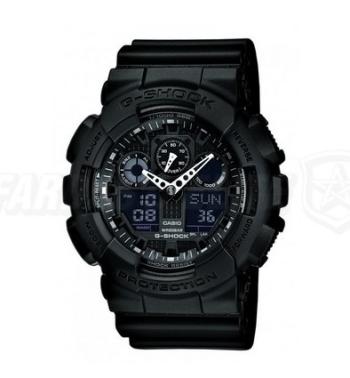 Relógio CASIO G-Shock GA-100-1A1ER PRETO
