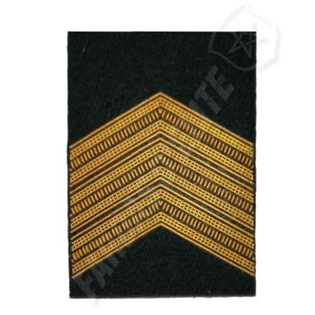 Divisa Velcro GNR 2º Sargento