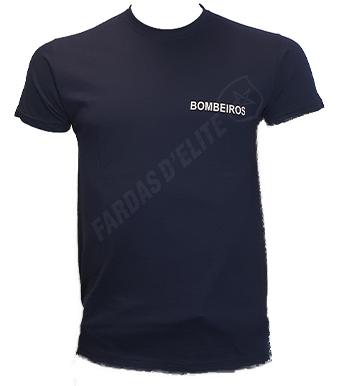 T-Shirt Bombeiros DECIR2020