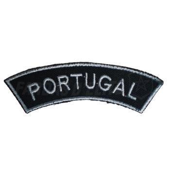 Meia Lua Portugal Bordado Sem Velcro - Vários Modelos