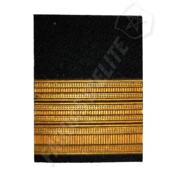 Divisa Velcro GNR Tenente Coronel