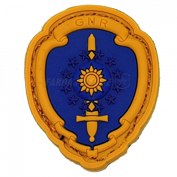 Símbolo PVC Curso GNR - FISCAL