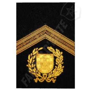 Divisa Velcro GNR Sargento Chefe