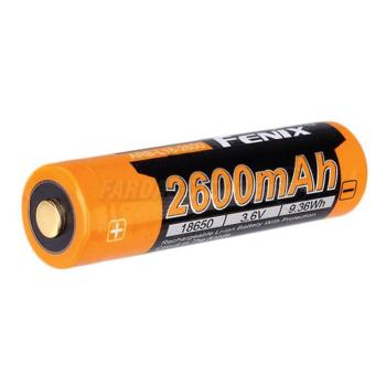 Bateria Recarregável 18650 2600mah Fenix