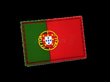 Bandeira Portugal 3D